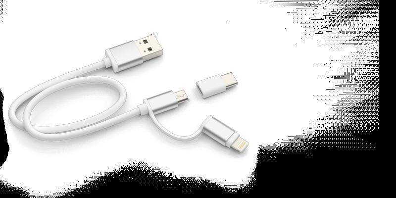 Duo - Custom USB Car Charger