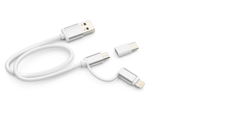 Woodie - Custom USB Car Charger
