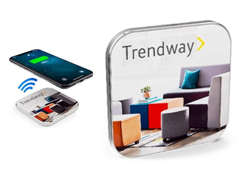 Edge - Branded Wireless Charger