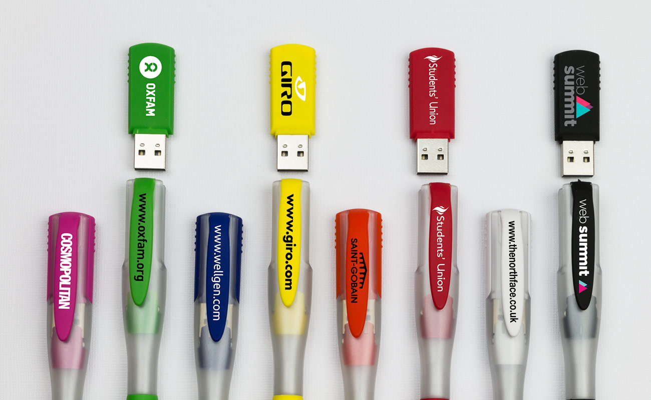 Ink - Branded USB Pens