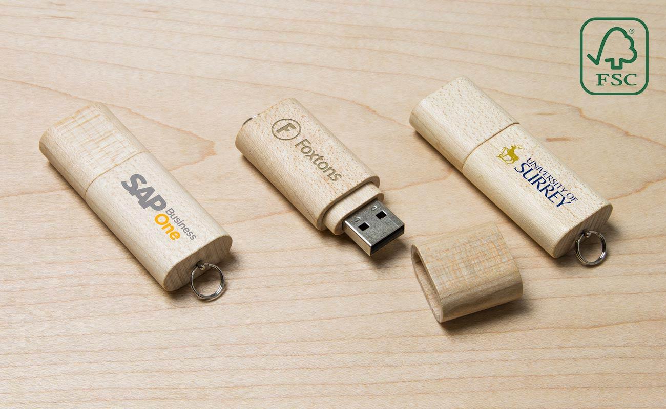 Nature - Promotional USB Sticks