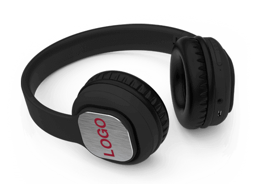Indie - Logo Bluetooth Headphones