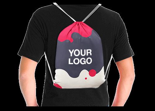 City - Customised Drawstring Bags