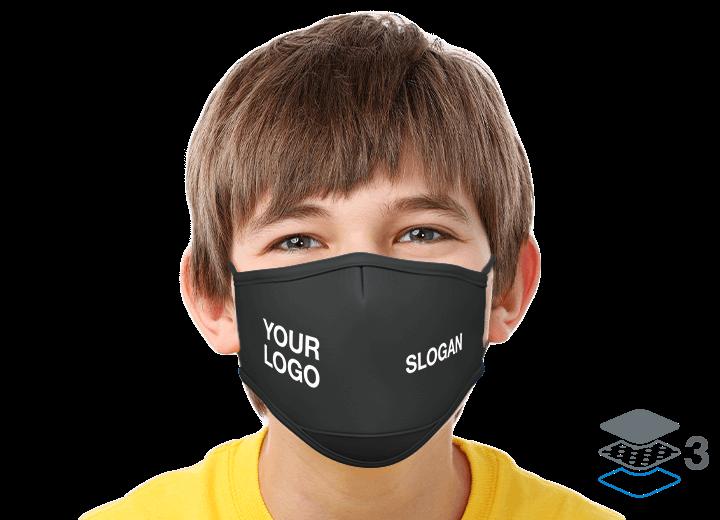Junior - Personalised Facemasks
