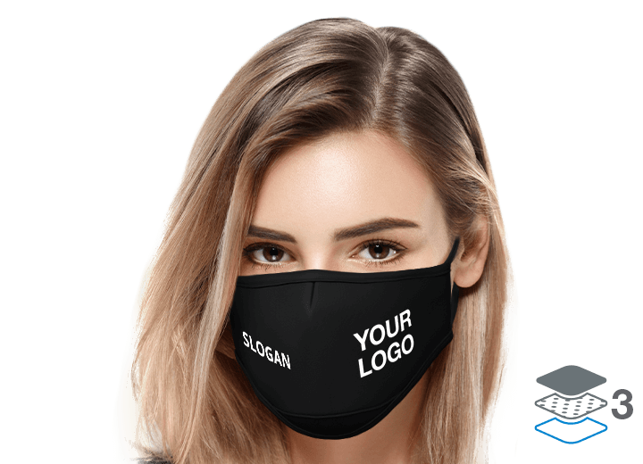 Sky - Personalised Face Masks
