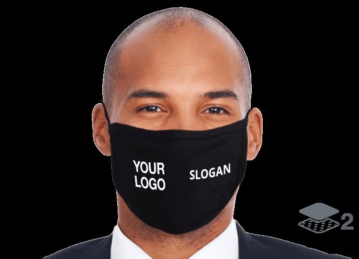 Ultra - Branded Face Masks