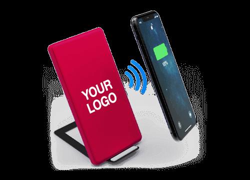 Incline - Customizable Wireless Charging Pad