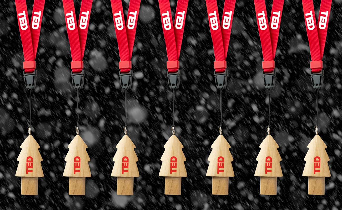 Christmas - Custom Christmas Tree USB Drives