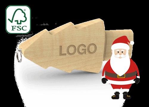 Christmas - Branded USB Keys