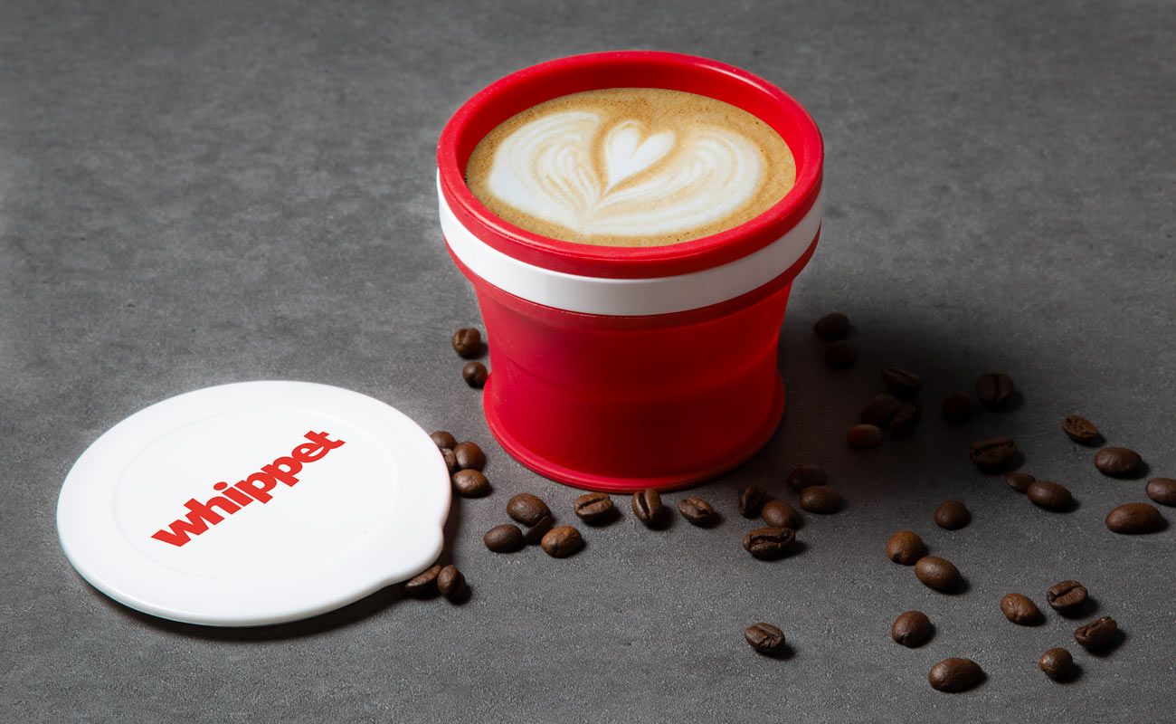 Compresso - Promotional Travel Cups