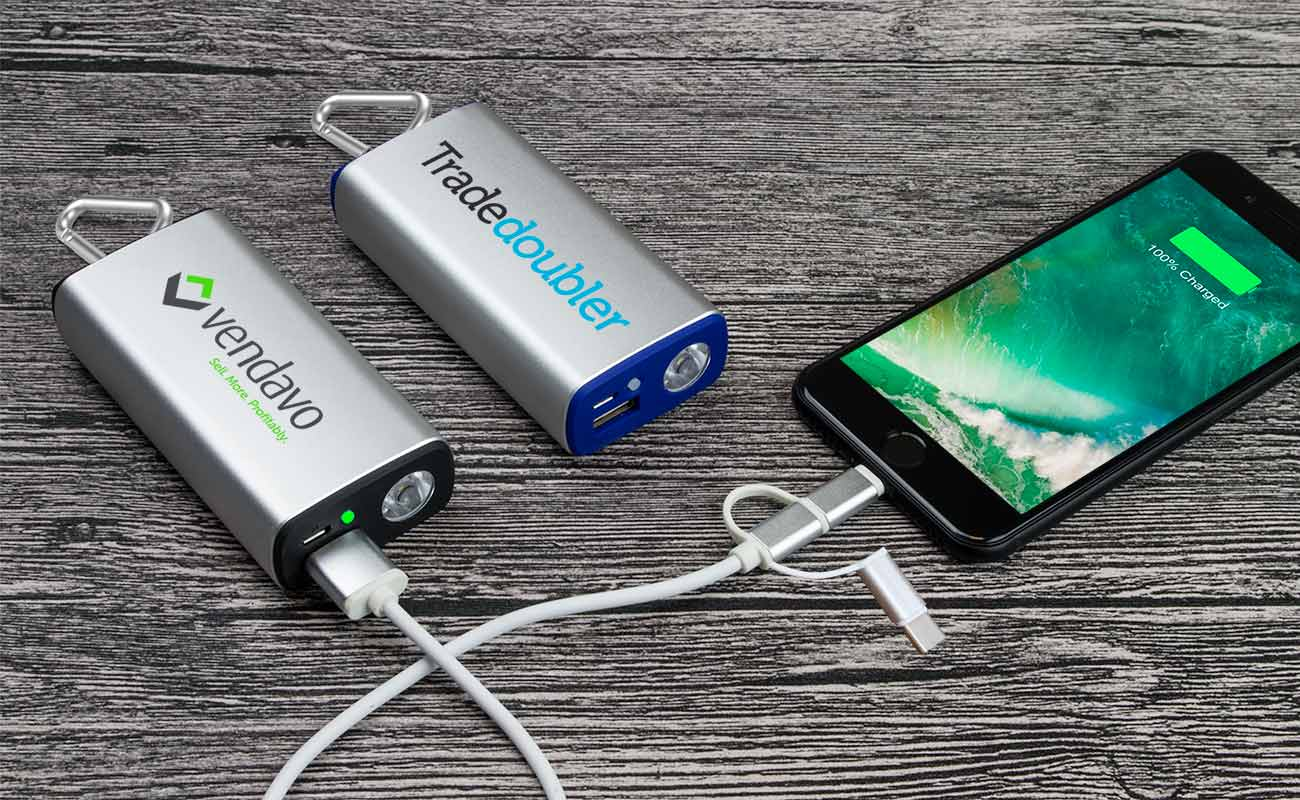 Encore - Promotional Power Banks