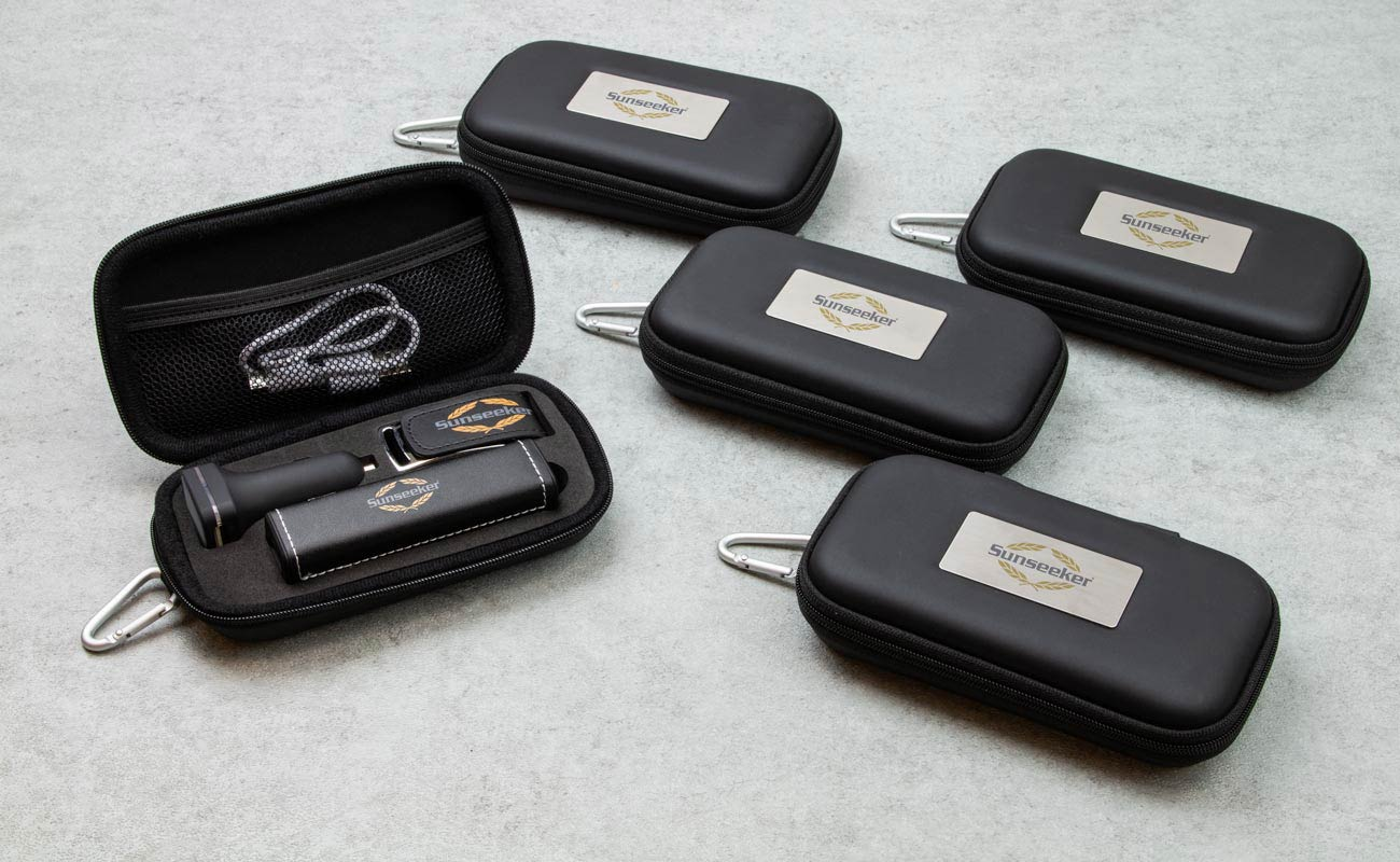 Leather M - Promotional USB Sticks, Promotional Power Banks and Custom Car Chargers