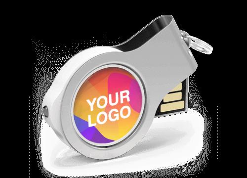 Light - USB Logo