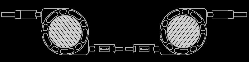 USB Cable Photo Printing