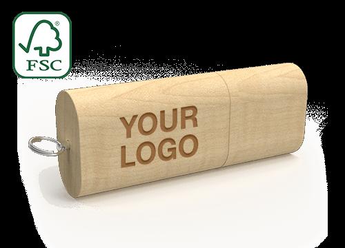 Nature - Wooden USBs