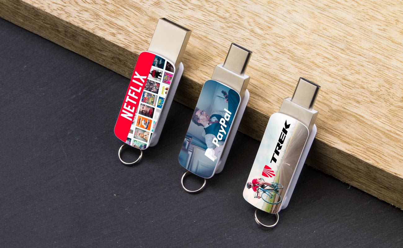 Orbit - Promotional USB Sticks