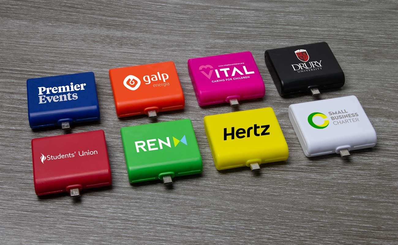 Rescue - Promotional Power Banks