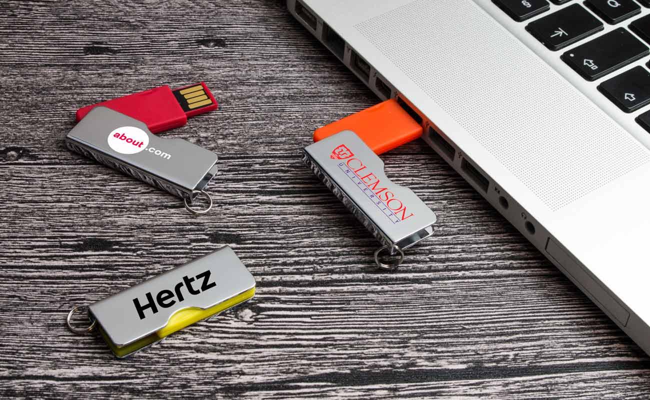 Rotator - Promotional USB Sticks