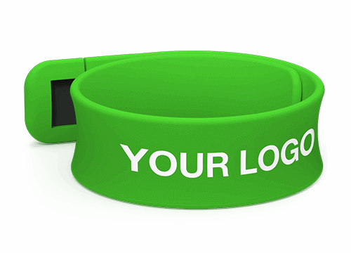 Slap - USB Branded Wristbands Producer In Ireland