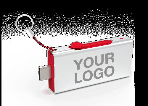 Slide - Branded USB Keys