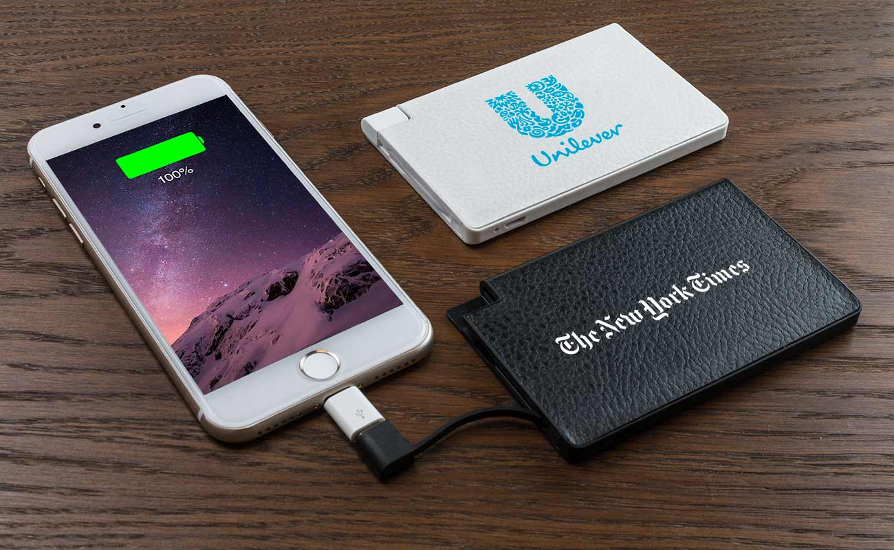 Tour - Promotional Power Banks
