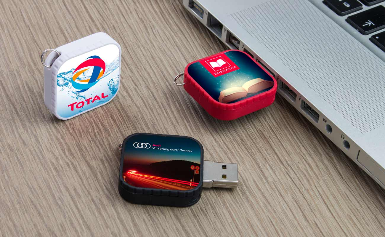 Trix - Promotional USB Sticks