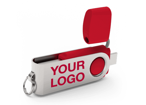 Twister Go - Promotional Flash Drives
